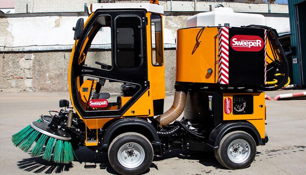 sweeper MMK-1000 4